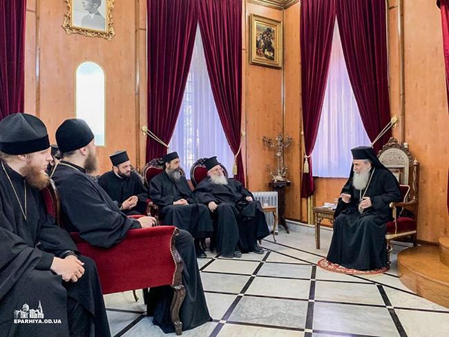 Јерусалимски патријарх против Вартоломеја и Порошенка – Теофил III стао на страну РПЦ