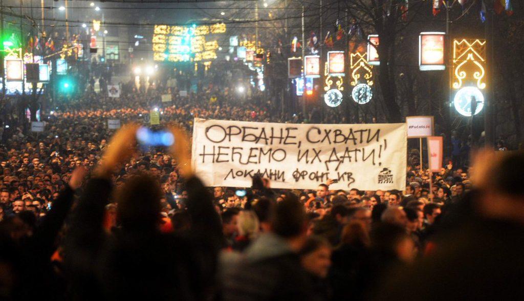 """Србија између дириговане улице и ресуверенизације """"Петооктобарске Републике"""" 4"""