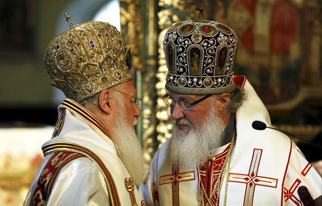 Вартоломеј и Вашингтон спремају серију црквених `мајдана` у православном свету
