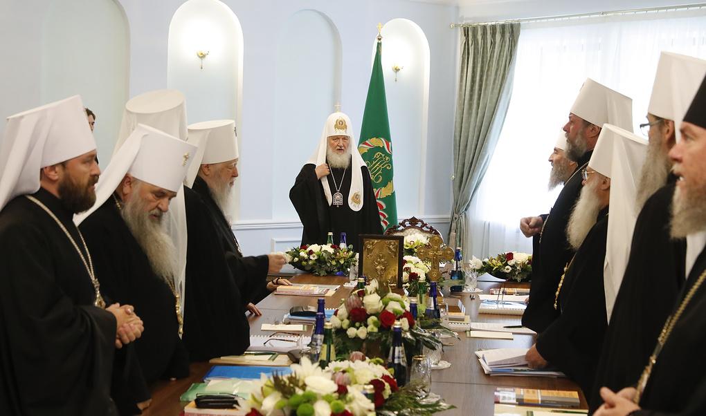 РПЦ позвала друге православне цркве да се одреде према насиљу Цариградске патријаршије