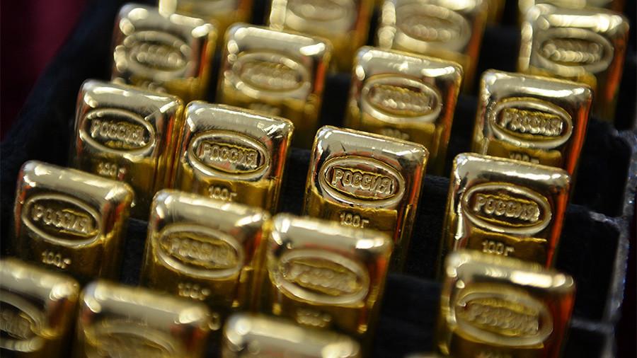 Москва и Пекинг форсирано купују злато - Сједињене Државе се забринуле 2