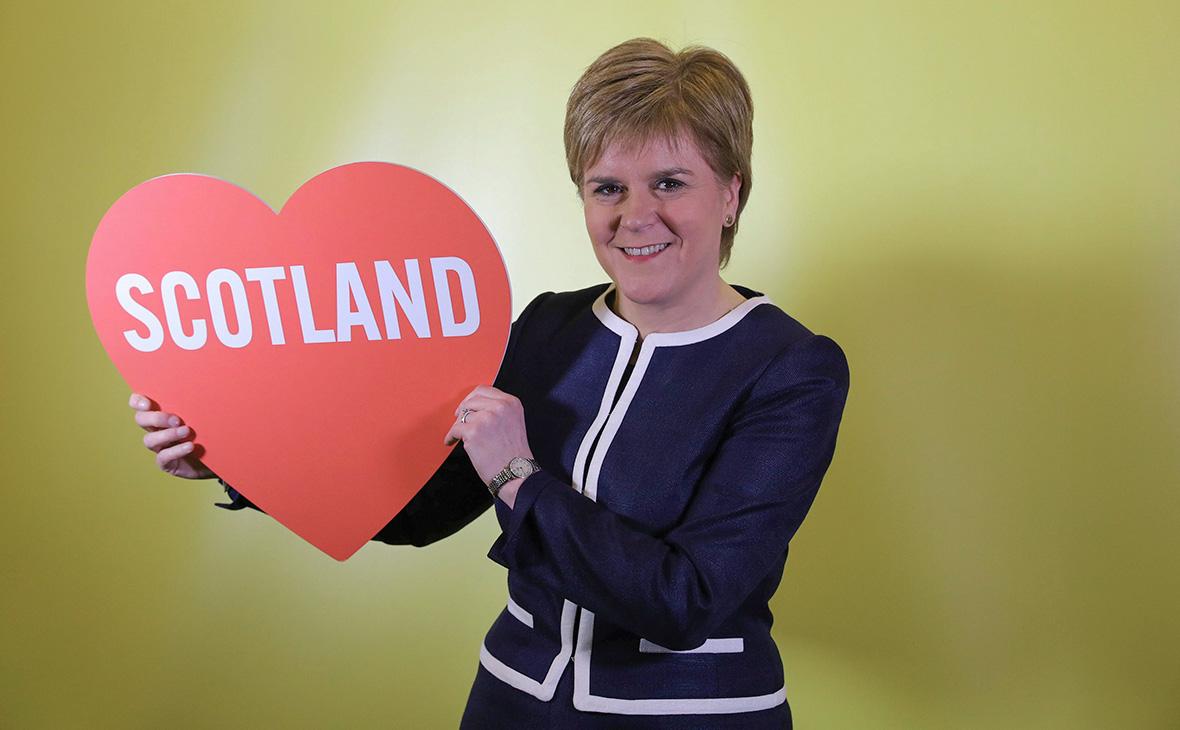 Шкотска премијерка: Дошло је време да Шкотска буде независна држава