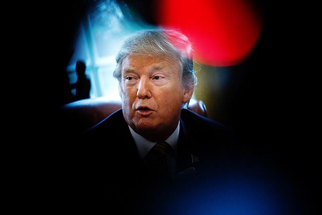 Трамп поново уреднике и новинаре The New York Times назвао – непријатељима народа 2
