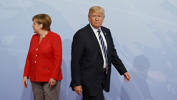 Меркел позвала земље Европе да размишљају о свом месту у свету без америчког лидерства