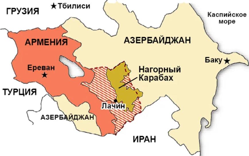 Важна победа Јермена на јужном фронту – крах стратешког плана Бакуа (видео)