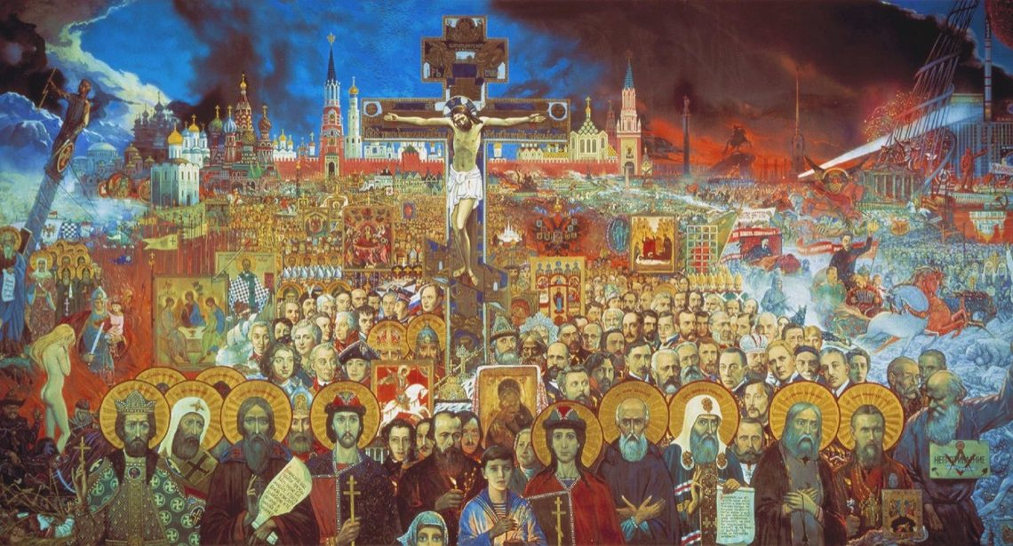[Слика: ilya-glazunov-eternal-russia-1988-e12683...x615_0.jpg]