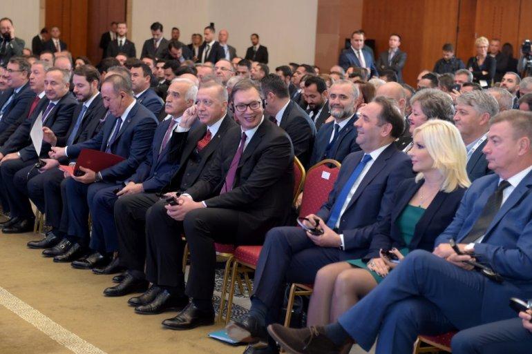Вучић: Односи Србије и Турске можда су најбољи у савременој историји 6
