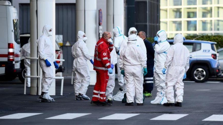 Путин и Шојгу послали у Италију 100 војних вирусолога и лекара-епидемиолога (фото, видео)