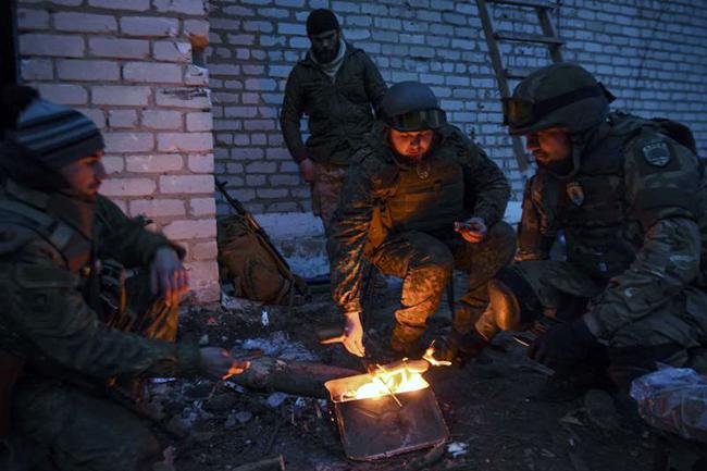 """""""Трећа сила"""" ликвидирала припаднике украјинског батаљона код Доњецка"""
