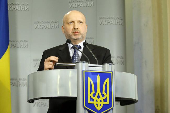 Турчинов предложио да Украјина слави Божић 25. децембра а не 7. јануара