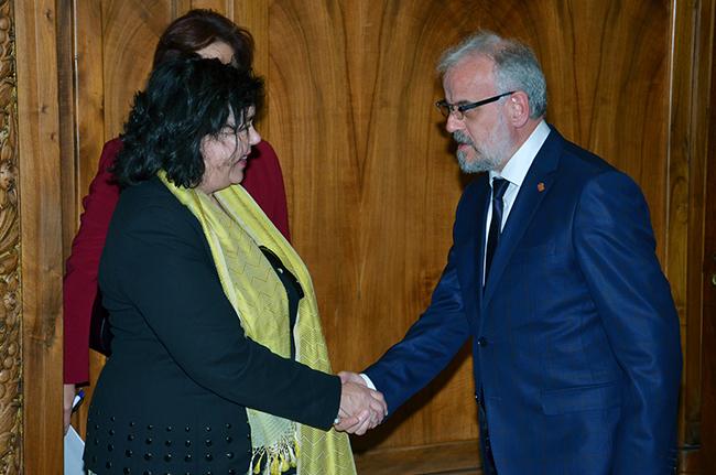 Собрање Македоније постаје трећи парламент у којем ће седнице бити вођене на албанском језику