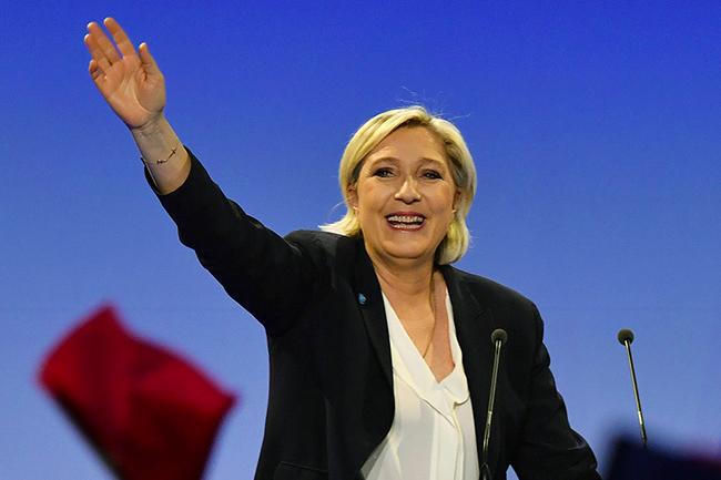 Марин Ле Пен: Уместо ЕУ треба формирати Европски савез слободних и суверених држава
