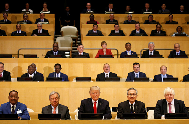 Трамп позива Гутереша и Уједињене нације да прихвате америчку реформу Уједињених нација
