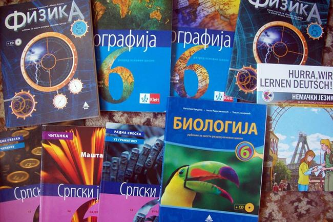 Каква срећа: Странци издају више од половине уџбеника у Србији