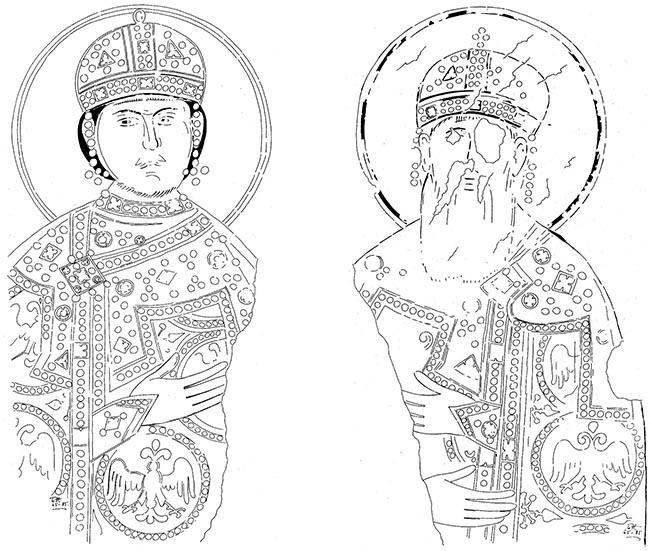 Ево како је крунисан први српски краљ – Стефан Првовенчани – у Жичи на Спасовдан 20 маја 1221. 8