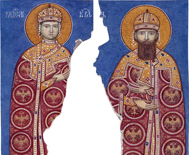 Ево како је крунисан први српски краљ – Стефан Првовенчани – у Жичи на Спасовдан 20 маја 1221. 7