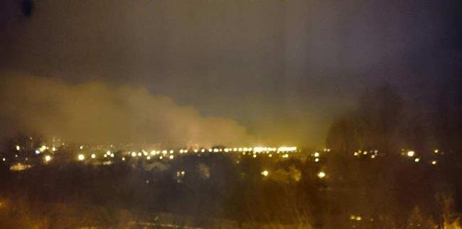 """Над Доњецком уништена украјинска балистичка ракета """"Точка-У""""!"""
