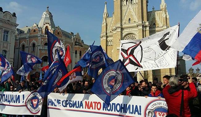 """""""Част Отаџбине"""" тражи раскид свих споразума са НАТО и његово истеривање из Србије 3"""