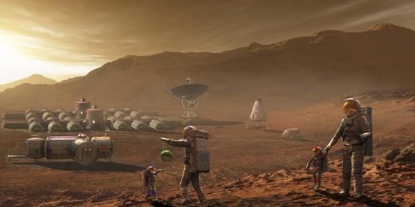 Праве се планови за колонизацију Црвене планете - први Марсовци родиће се кроз 100 година 4
