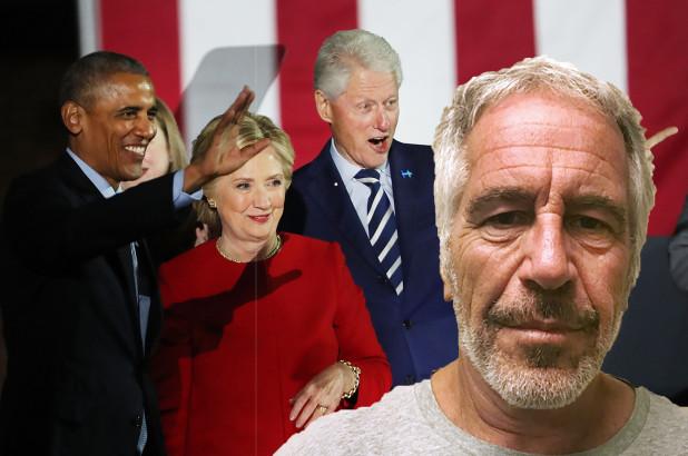 """Бил Клинтон авионом """"Лолита експрес"""" 26 пута долазио на """"педофилско острво оргија"""" 2"""
