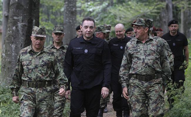Вулин: Изјава господина Хојт Јиа није изјава  пријатеља и човека који поштује Србију