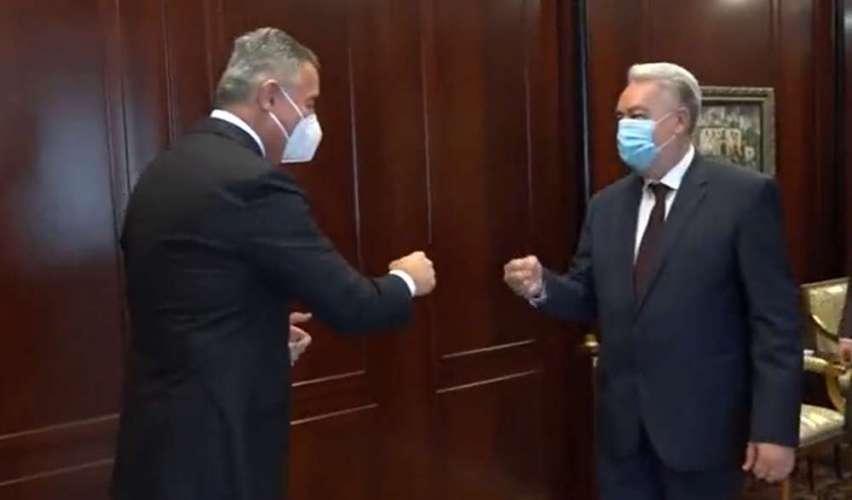 """Копривица: Са """"геноцидом у Сребреници"""" нова власт у Подгорици је - криптодукљанска"""