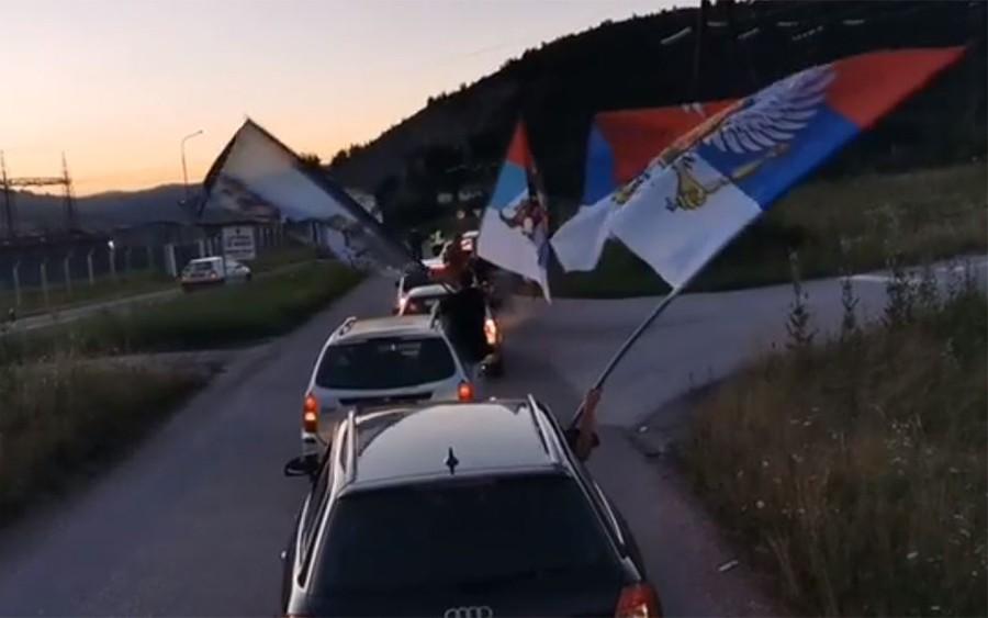 Километарске ауто-литије кроз Пљевља, Беране, Никшић, Бар, и Жабљак