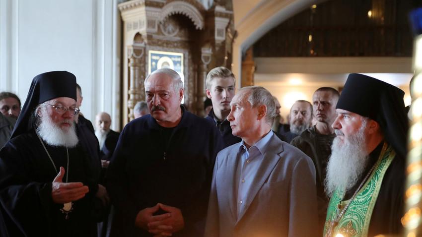 Холмогоров написао политички манифест руске Белорусије – поучно и за Србе